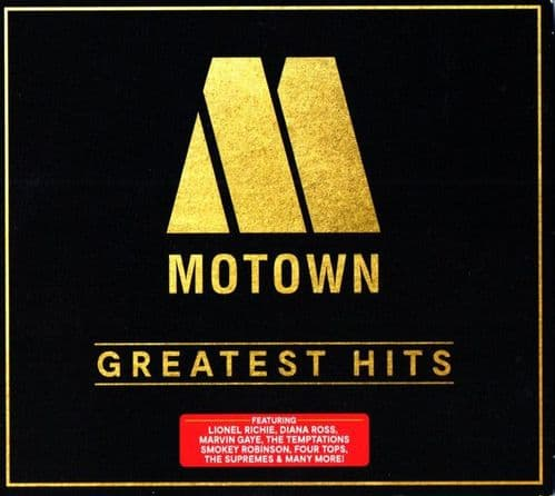 Various<br>Motown Greatest Hits<br>3CD, Comp